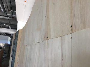 Wood and LED do not mix